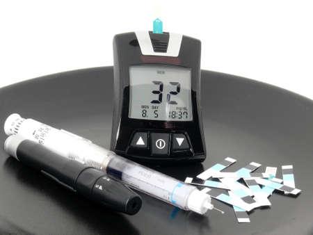 low blood sugar Imagens