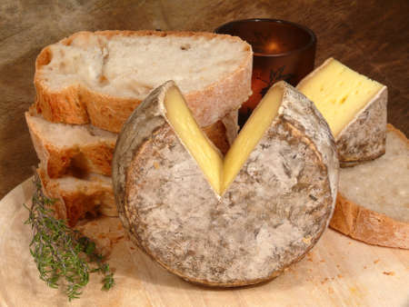 french soft cheese specialty photo