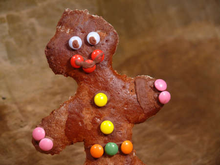 gingerbread man Stock Photo - 11405427