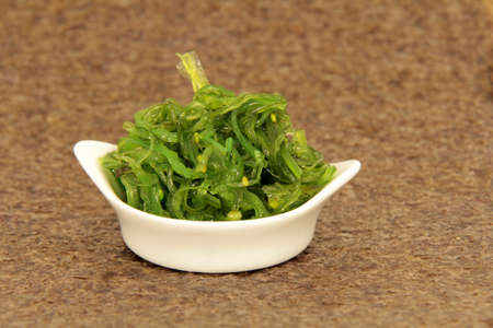 sea grass salad photo