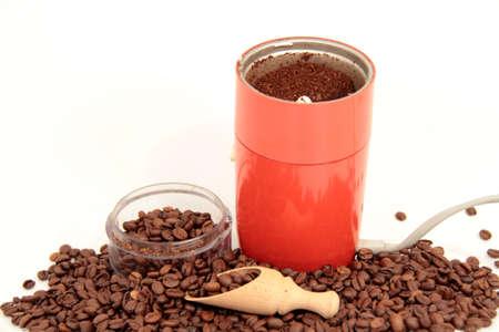 grind: Moler los granos de caf�