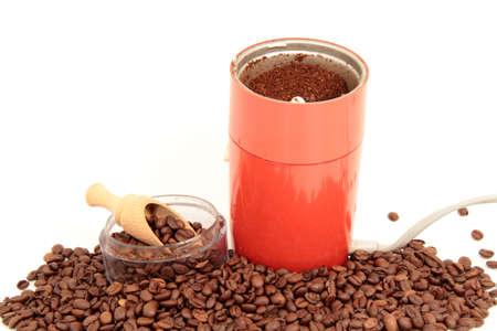 grind: Moler los granos de caf?