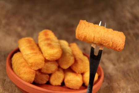 potato croquettes photo