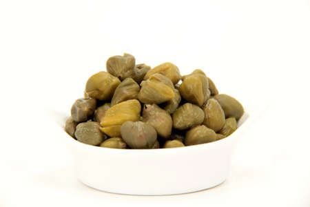 capers: capers Stock Photo