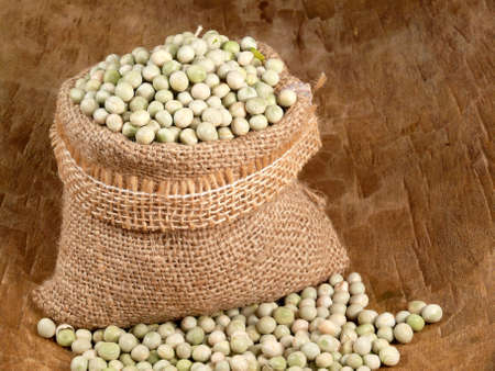 hard garden peas photo