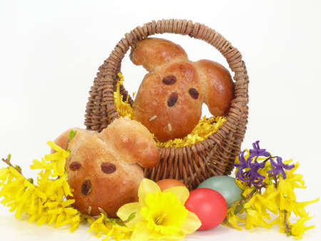 easter bunnys Stock Photo - 13070740