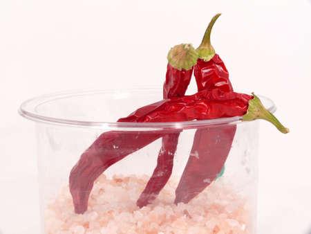 hot pepper Stock Photo - 13675223