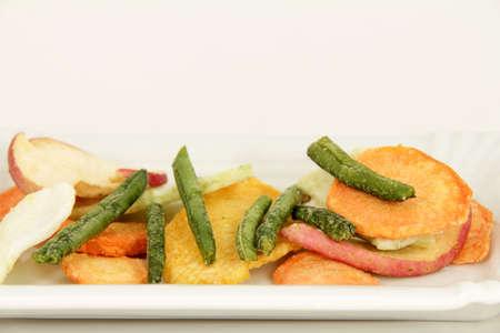 dried vegetables: legumbres secas