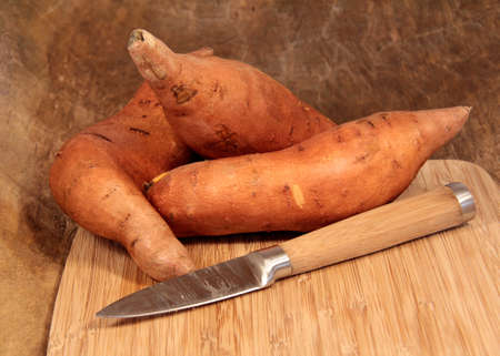 sweet potatoes photo