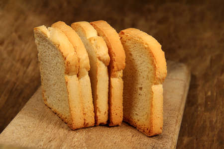 biscotte: biscotte Banque d'images