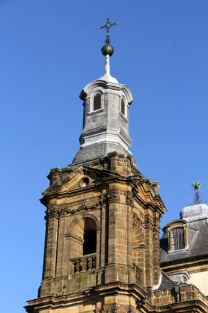 immaculate: Iglesia de Mar�a Inmaculada Foto de archivo