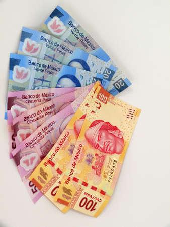 Mexikanische Pesos Standard-Bild - 15956808