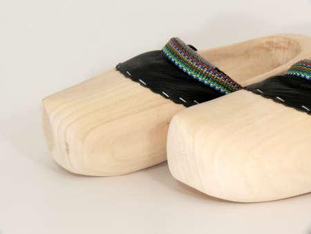 klompen: Wooden shoes
