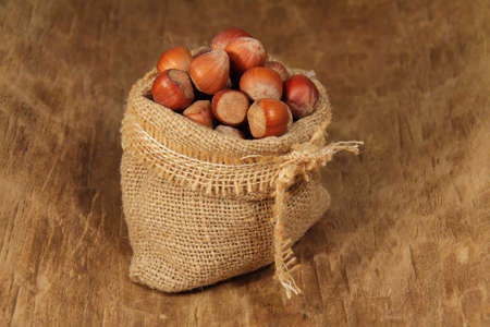 hazelnuts photo