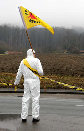 demo: antinuclear demo Editorial