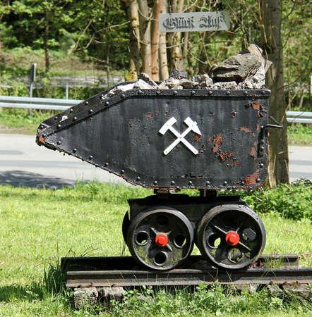 ore mining photo