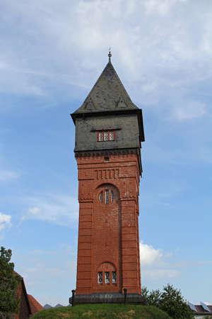 wody wieży: Water tower in hohenwepel warburg
