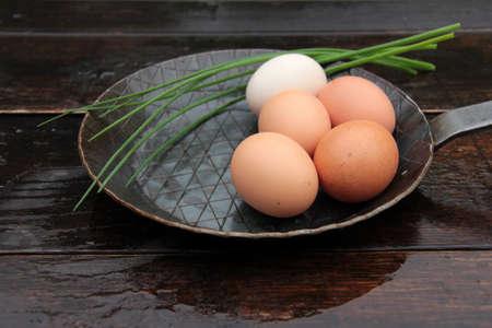 scrambled eggs: huevos revueltos