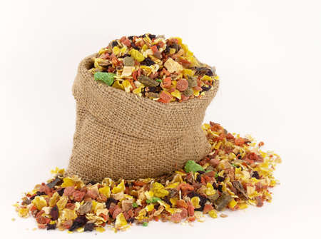 dried vegetables Stock Photo