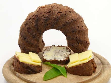 close p: gugelhupf bread