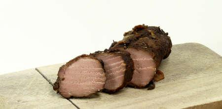 wild boar: Wild boar roast