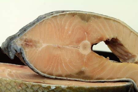 salmo: salmon steak
