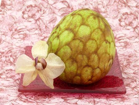 reticulata: cherimoya fruit