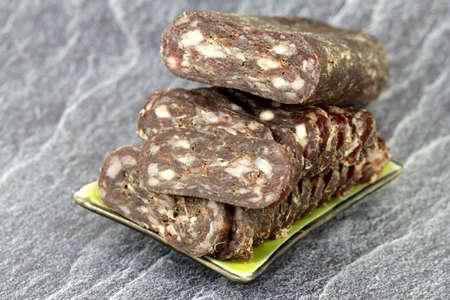 buffalo meat salami
