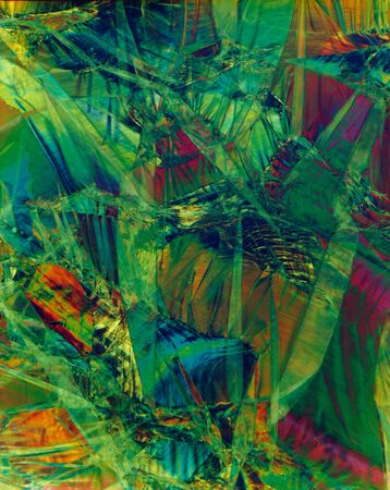 Fractal design texture wallpaper, abstract illustration. Stok Fotoğraf - 133404412