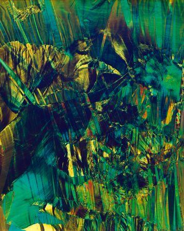 Fractal design texture wallpaper, abstract illustration. Stok Fotoğraf - 133404410