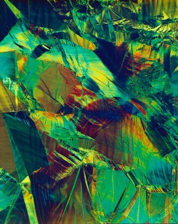 Fractal design texture wallpaper, abstract illustration. Stok Fotoğraf - 133404421