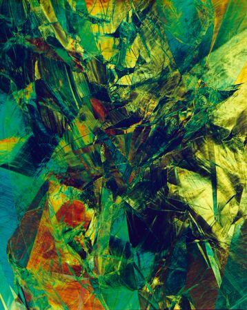 Fractal design texture wallpaper, abstract illustration. Stok Fotoğraf - 133404437