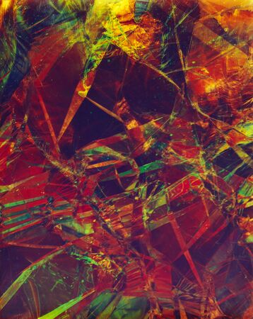 Fractal design texture wallpaper, abstract illustration. Stok Fotoğraf - 133404446