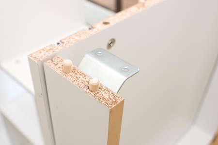 furniture detail: assemble furniture detail