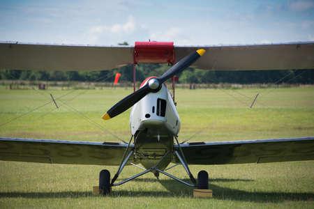 shuttleworth: Biplane