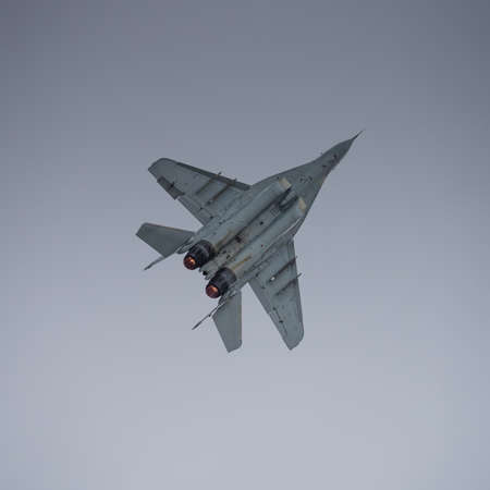 mig: Mikoyan MIG 29 in flight