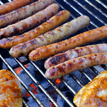 downloaded: Grilled sausages 11