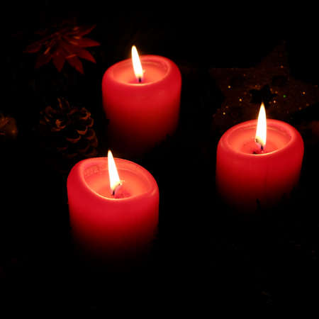 fleming: christmas candles