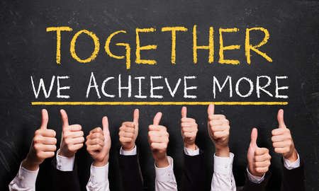 acronym: Together we achieve more