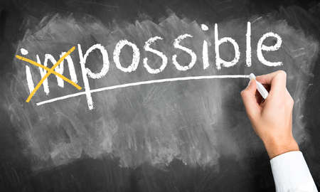 feasibility: impossible turns to possible