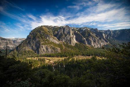granite park: Yosemite Valley, USA