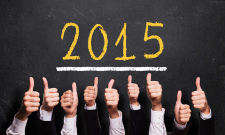 shirtsleeves: thumbs up to 2015