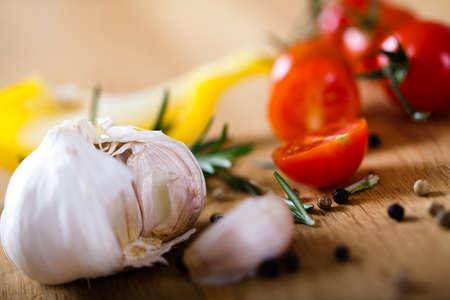 ail: cooking ingredients