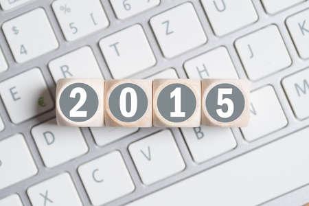 succeeding: 2015 Stock Photo