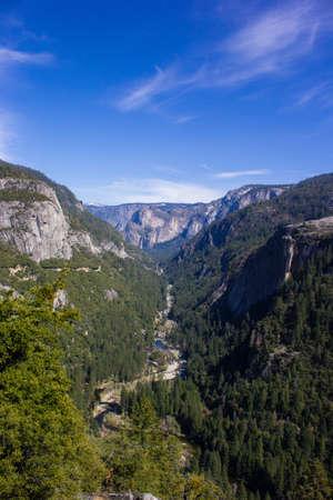 merced: Yosemite Valley USA