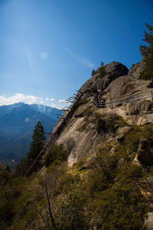 sequoia national park: Moro Rock, Sequoia National Park