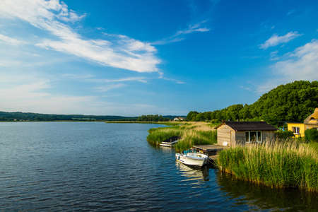 shore: Ruegen Island in Germany