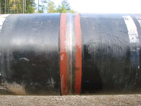 firmness: Welding seam on the pipeline. Technology of welding connections.