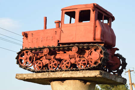 machinery: Agricultural machinery