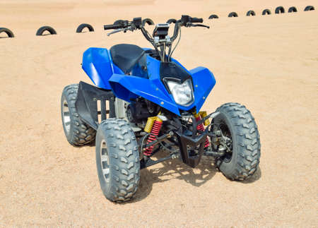 rentals: Small ATV rentals. Rental services on the beach by the sea.